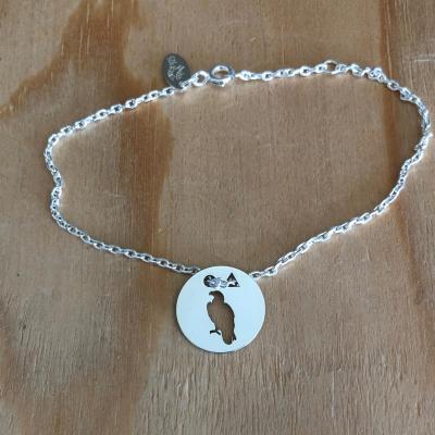 Token's - Bracelet chaine - Aigle