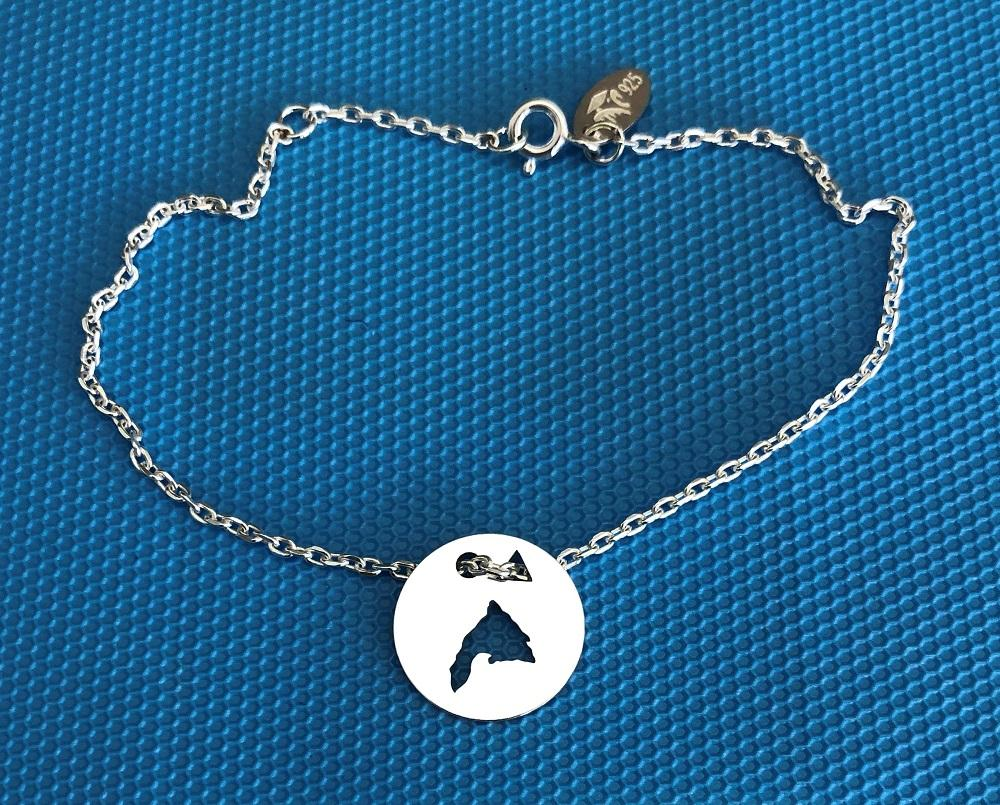 Bassin arc brac chaine bleu 1