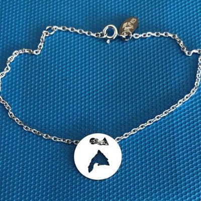 Token's - Bracelet chaine - Bassin d'Arcachon