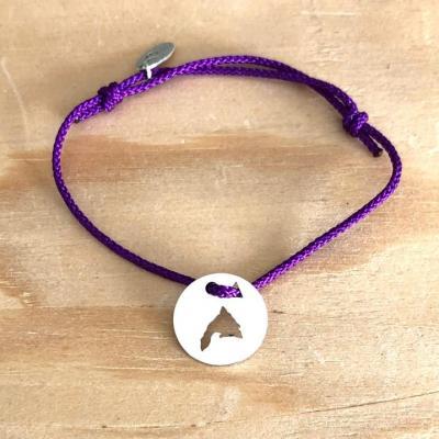 Token's - Bracelet Cordon - Bassin d'Arcachon