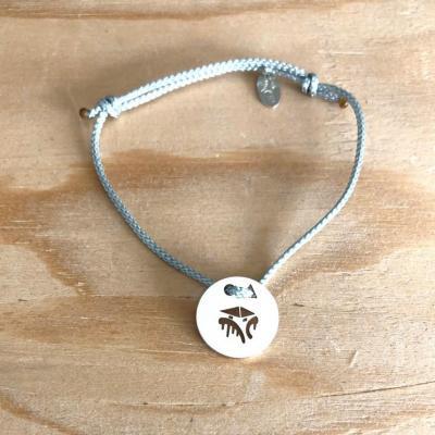 Token's - Bracelet Cordon - Cabane