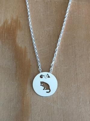 Token's - Collier - Chat patte
