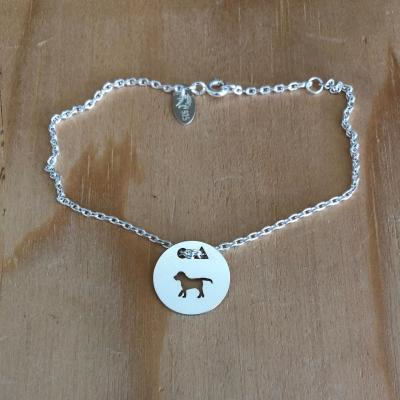 Token's - Bracelet chaine - Chiot
