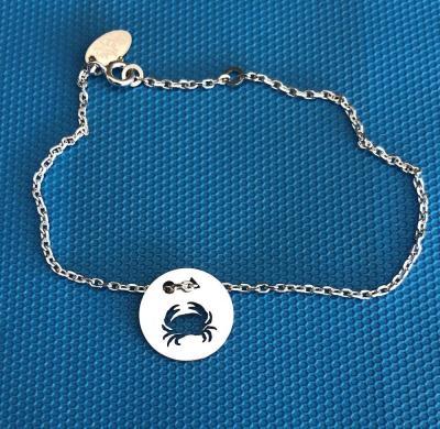 Token's - Bracelet chaine - Crabe