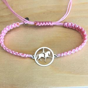 Dressage brac cordon