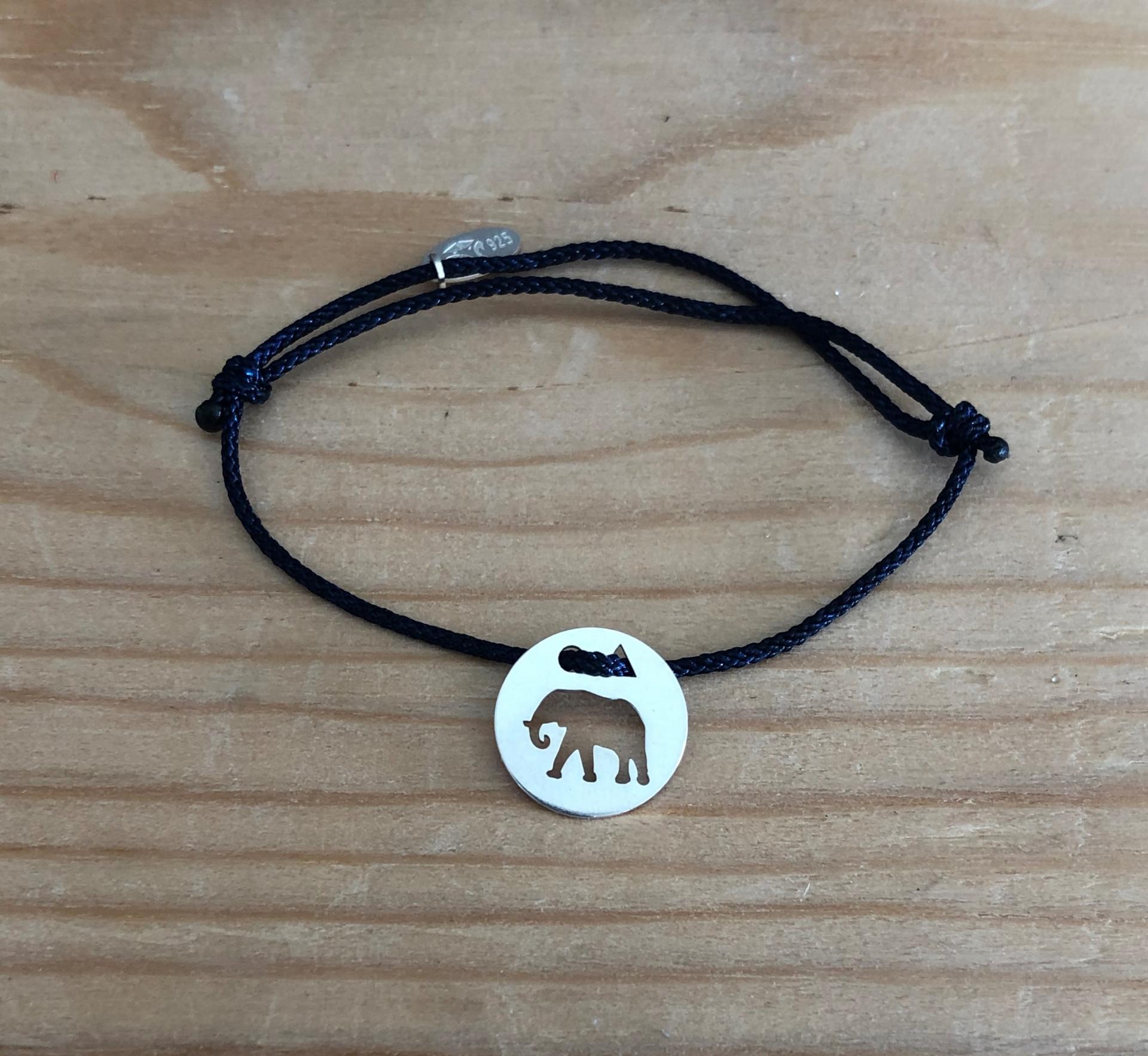 Elephant brac cordon