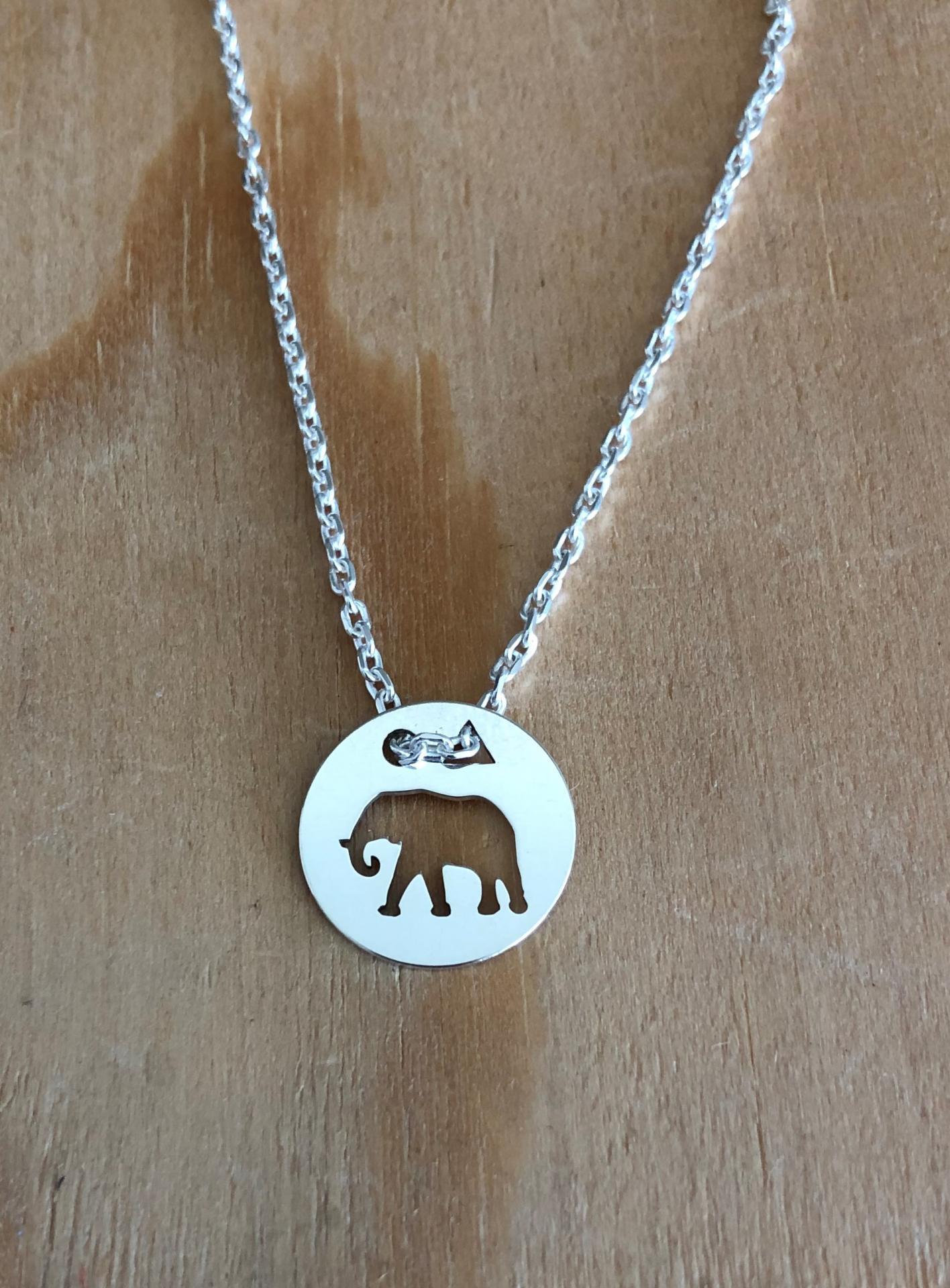 Elephant pend