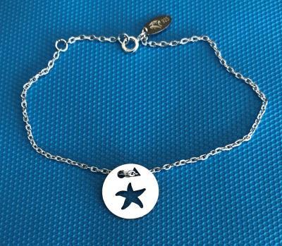 Token's - Bracelet chaine - Etoile de Mer