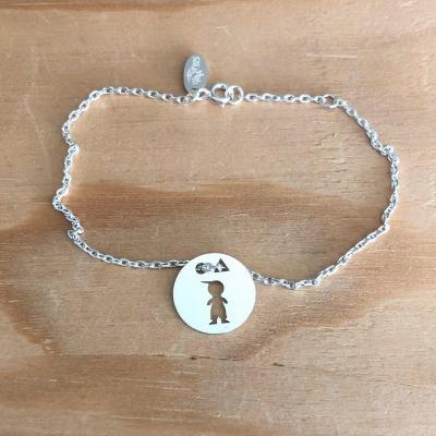 Token's - Bracelet chaine - Petit Garçon