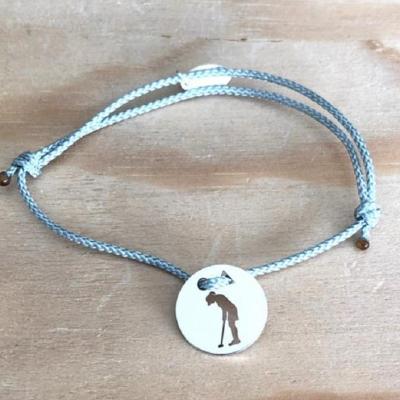 Token's - Bracelet cordon - Golfeuse putting