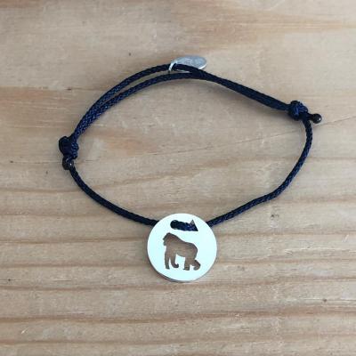 Token's - Bracelet cordon - Gorille