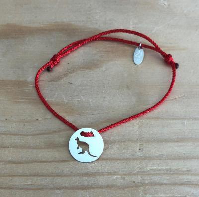 Token's - Bracelet cordon - Kangourou