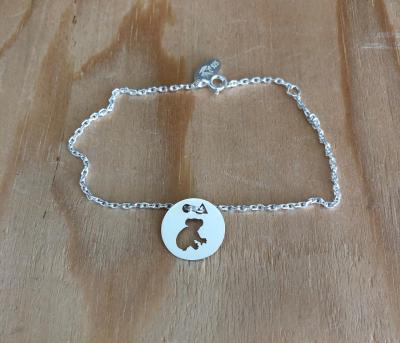 Token's - Bracelet chaine - Koala