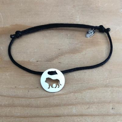 Token's - Bracelet cordon - Lion