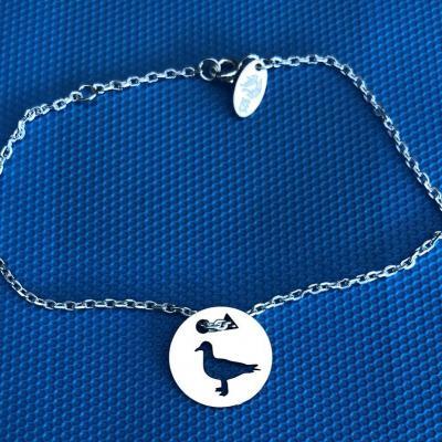 Token's - Bracelet chaine - Mouette