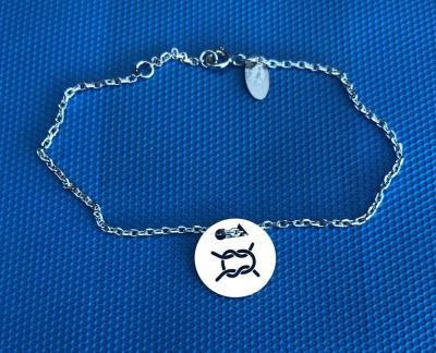 Token's - Bracelet chaine - Noeud