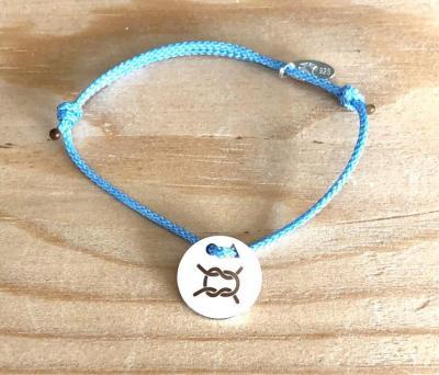 Token's - Bracelet Cordon - Noeud