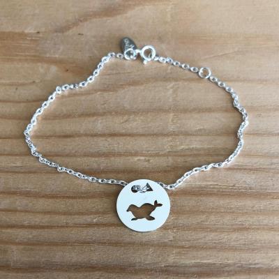 Token's - Bracelet chaine - Otarie