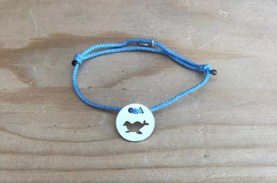 Token's - Bracelet cordon - Otarie