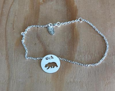 Token's - Bracelet chaine - Ours