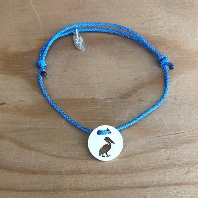 Token's - Bracelet cordon - Pélican