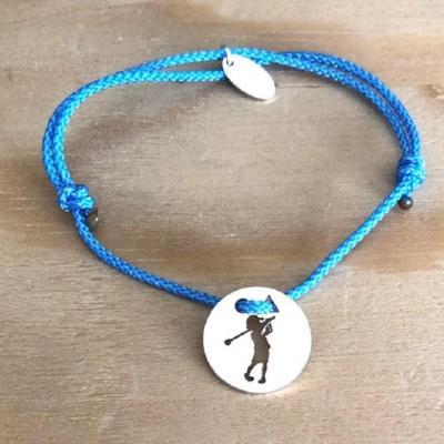Token's - Bracelet cordon - Petit Golfeur
