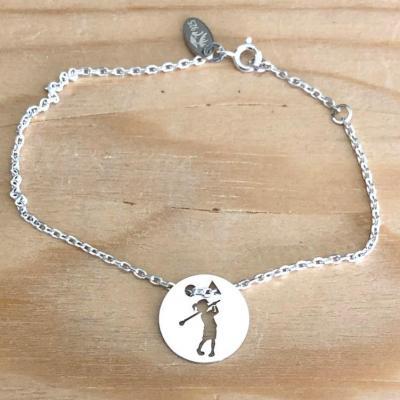 Token's - Bracelet chaine - Petite Golfeuse