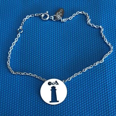 Token's - Bracelet chaine - Phare