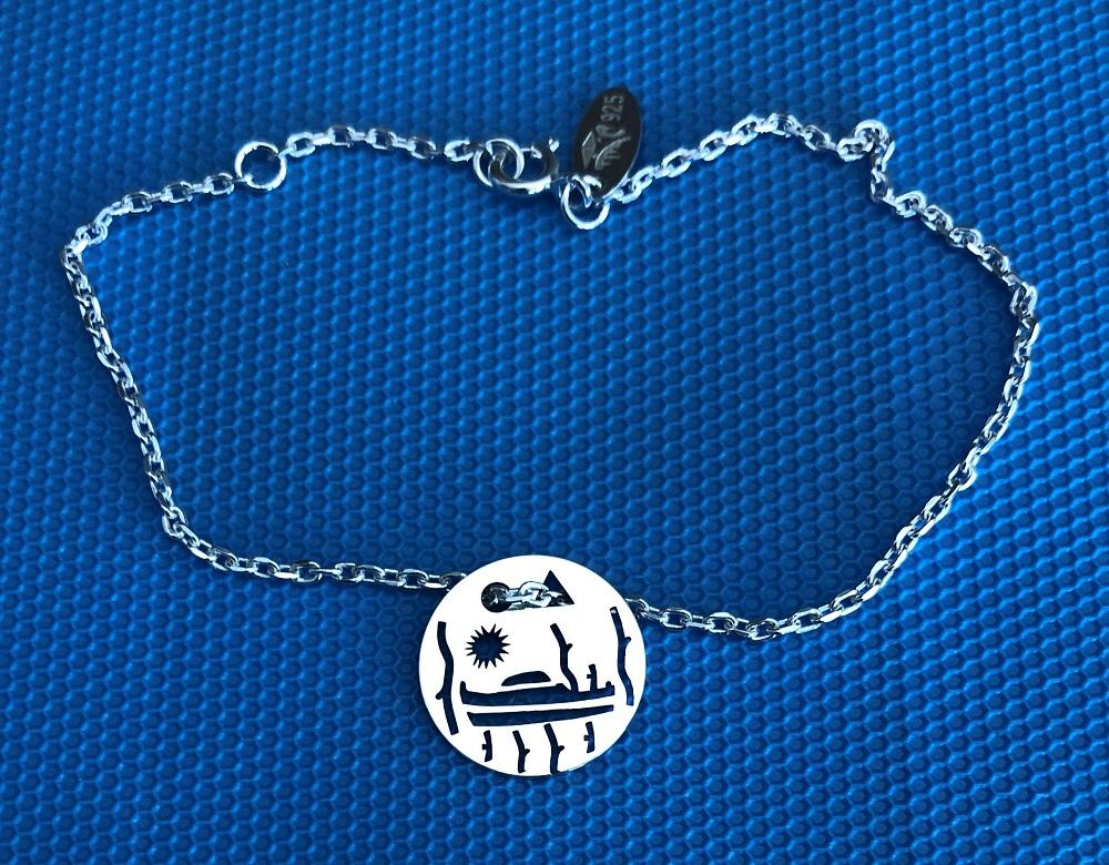 Pinasse brac chaine bleu