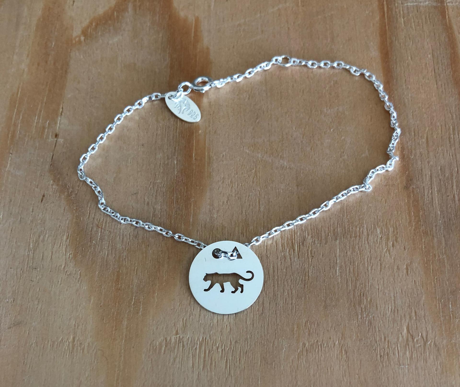Puma brac chaine