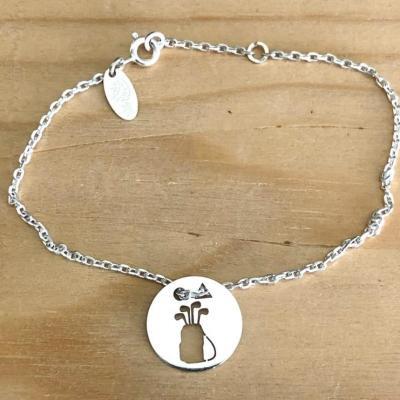Token's - Bracelet chaine - Sac