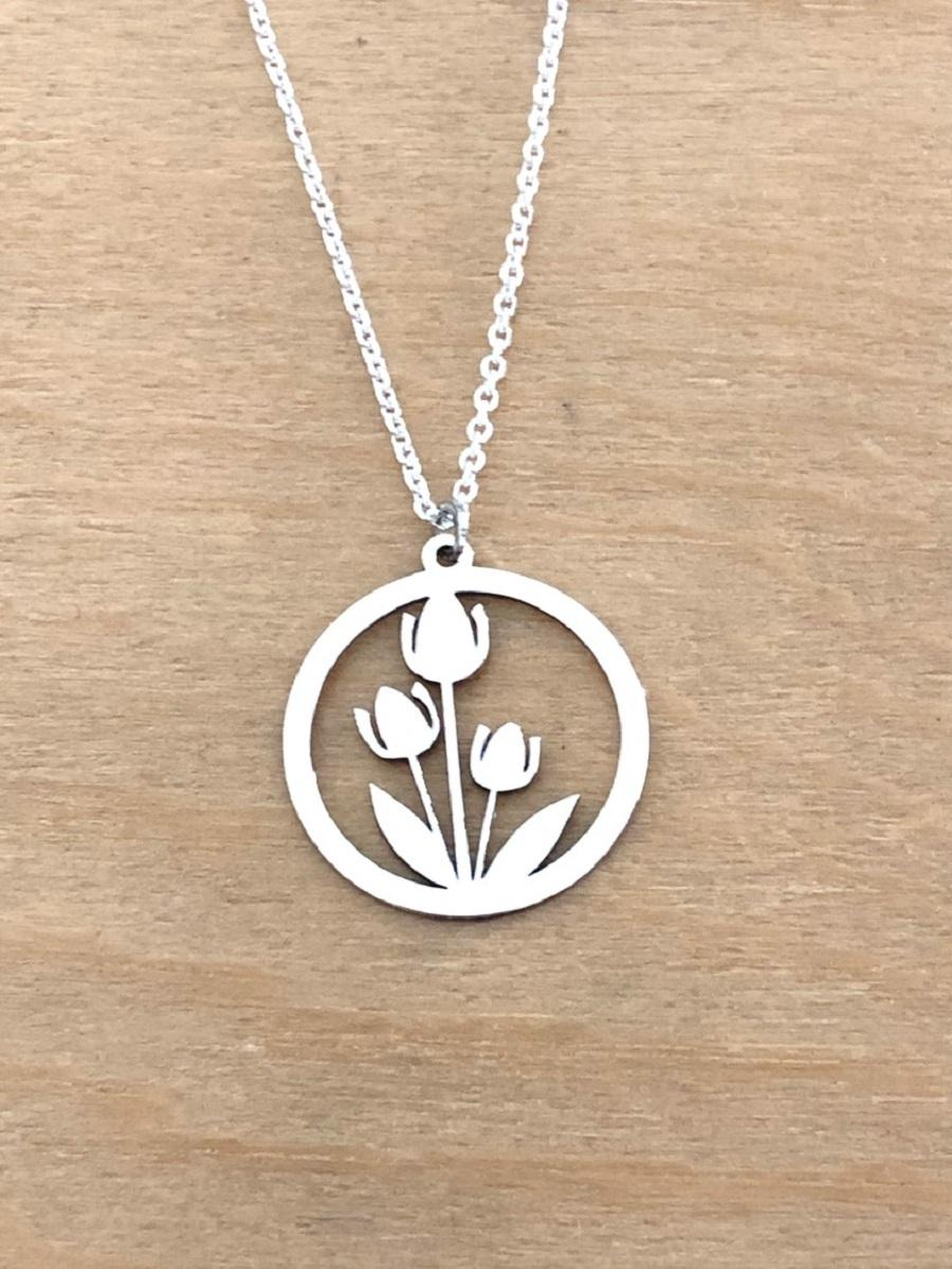 Tulipes collier 2 1