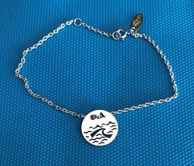 Token's - Bracelet chaine - Vague