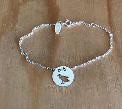 Token's - Bracelet chaine - Vautour