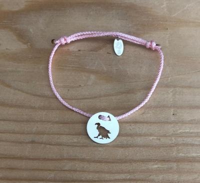 Token's - Bracelet cordon - Vautour
